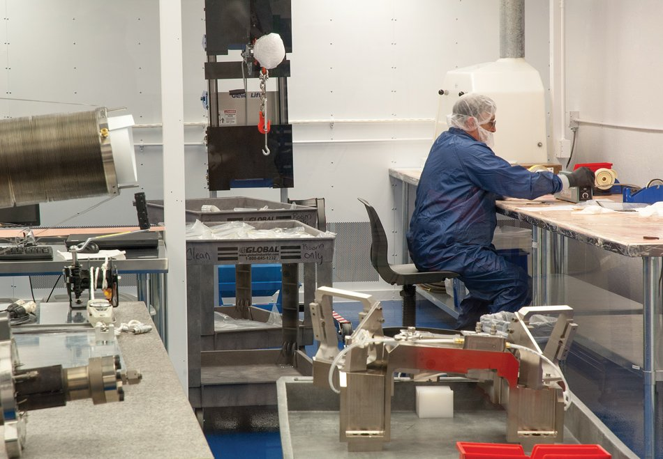 Facilities - Plant Layout, CNC Equipment and CAD/CAM Listing