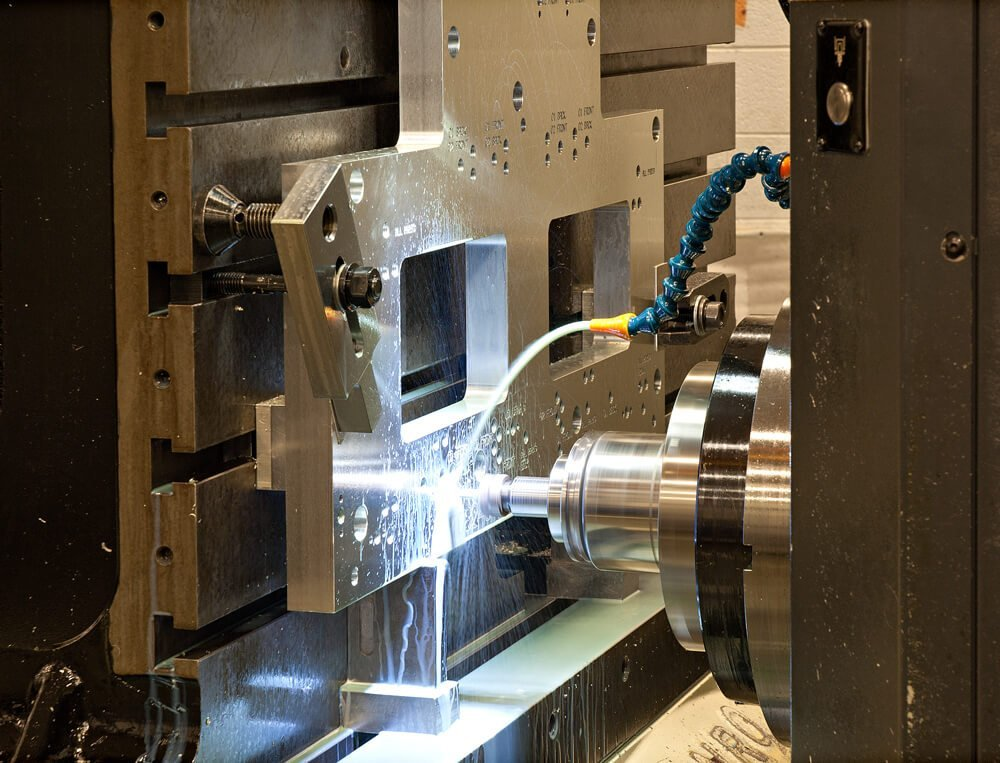 Precision Component Manufacturing