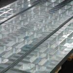 Long Aluminum Precision CNC components