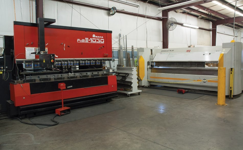 Facilities - Plant Layout, CNC Equipment and CAD/CAM Listing | PEKO